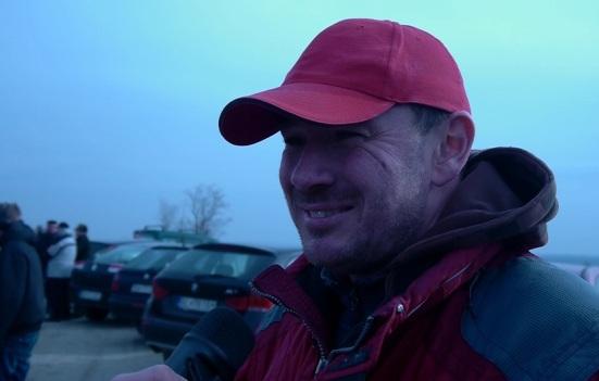 Karol Križanovič bol na súťaži po prvý raz. Foto: Michal Rebro