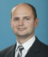 Predseda Račianskeho spolku Robert Witkovský.