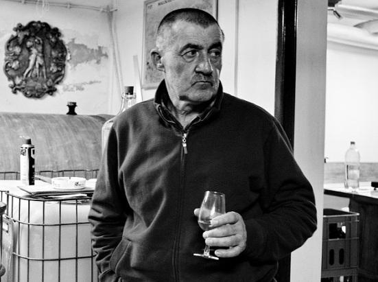 Nový predseda Račianskeho vinohradníckeho spolku Dušan Žitný