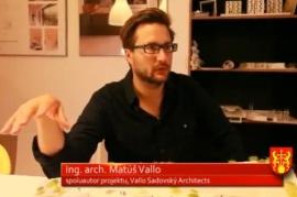 Architekt Matúš Vallo