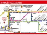 Tunel pod hradom otvoria 1. mája 2013, obnoví sa aj premávka električiek číslo 5 a 9! Pozrite si trasy ponovom
