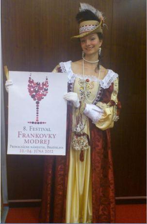 Kráľovná Eleonóra pozýva na 8. Festival frankovky.