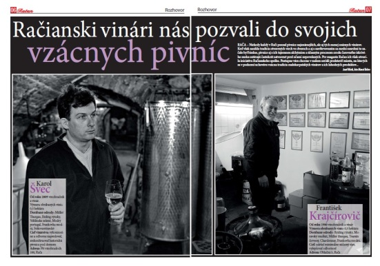 Spravodaj Račan, 01/2013