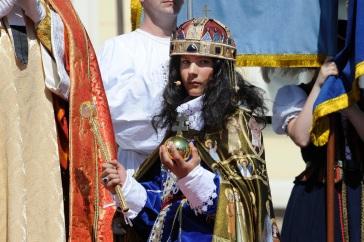 Korunovačné slávnosti v Bratislave