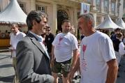 Milan Ftáčnik a Dušan Žitný.