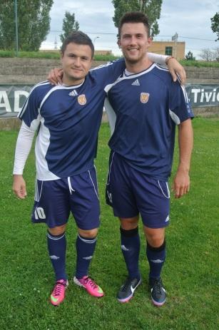 Andy Kalina a Jaro Janus.