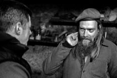 Račiansky vinár Juraj Krajčírovič obhospodaruje pol hektára vinohradov. FOTO: Marcel Rebro