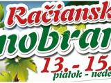 Vinobranie 2013 bude v Rači 13.-15. septembra: Vystúpia Horkýže Slíže, Zóna A, predaj miest na stánky sa začne22.8.
