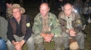 Traja šerifovia Mono (Zlatá líška), Hriboš (Rychlý blesk), Čochtan (TOSTO)
