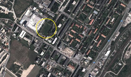 Futbalový štadión ŠK Krasňany sa nachádza na Peknej ceste.