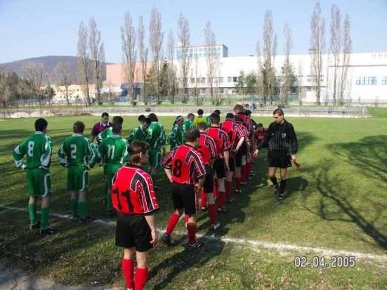 Futbalový štadión ŠK Krasňany (archívne foto)