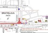 Začala sa rozsiahla oprava ciest v okolí Rače! Kde všade budú obmedzenia?(+mapy)