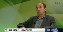 Ivan Hrdlička bol hosťom v relácii Bez dresu na TA3.