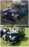 Renault Monaquatre sa vyrábal v rokoch 1931-1936.
