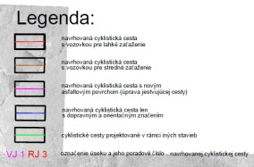 JuRaVa: Malokarpatská cyklomagistrála (LEGENDA)