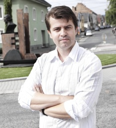 Starosta MČ Bratislava - Rača Peter Pilinský.