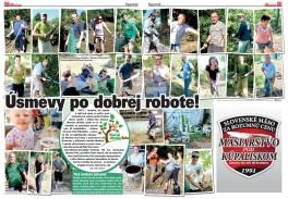 Médiá: Obecná záhrada Rača (Račan, 09/2013)
