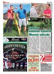 Médiá: Obecná záhrada Račan (Račan, 06/2012)