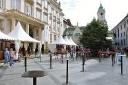 Festival sa konal opäť na Primaciálnom námestí v Bratislave.