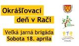 Podrobné inštrukcie k dobrovoľníckej brigáde v MČ Bratislava – Rača (18.apríla)