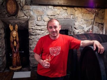 Račiansky spolok finančne podporil aj prvý ročník akcie Špacírka po račanských pivnicách